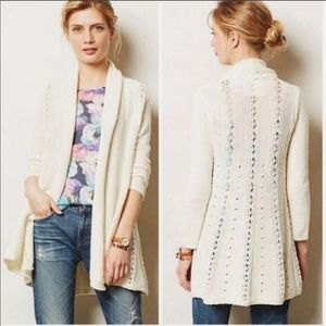 Anthropologie Angel of The North Cardigan-c2